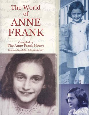 Book cover for Anne Frank in the World (PB)